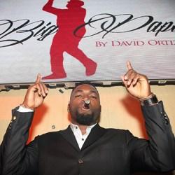 David (Big Papi) Ortiz