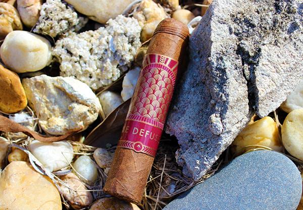 Al[ha Cigars Defuser