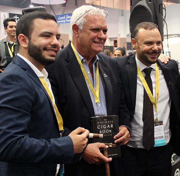 Nestor Plasencia Sr. and Family