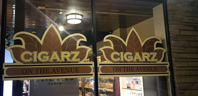 Cigarz on the Avenue