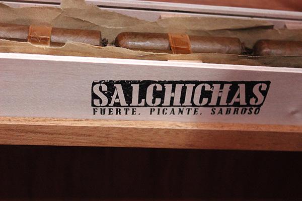 Jeremy Jack Salchichas