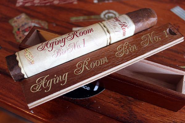 Aging Room Bin No. 1 D Major