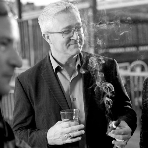 Rick Charles, International Markets Manager of Ventura Cigar Company