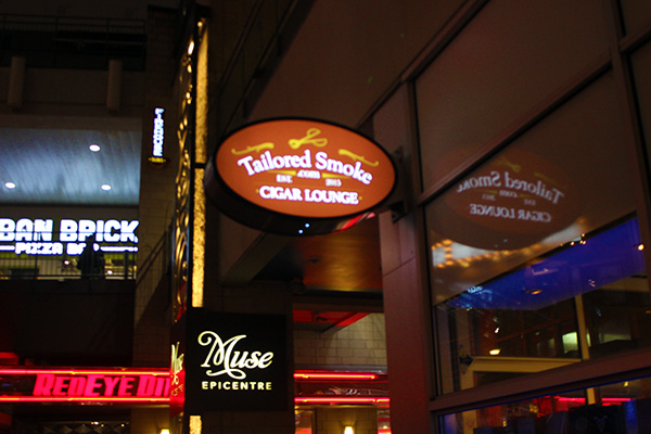 Tailored Smoke Cigar Lounge