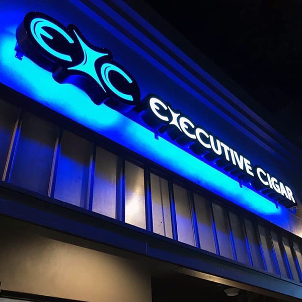 Executive Cigar Shop and Lounge
