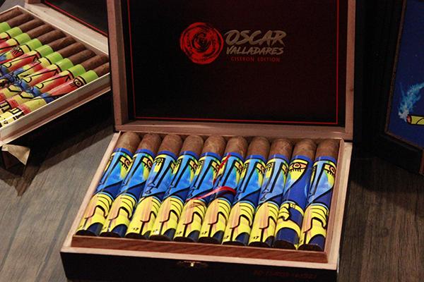 Cigar Review: Oscar Valladares Ciseron Edition – Rated 94