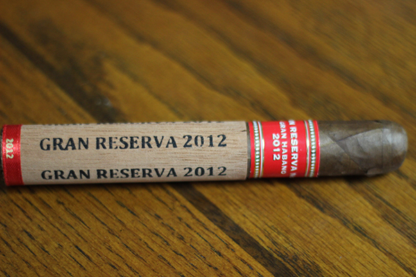 Gran Habano Gran Reserva #5 2012