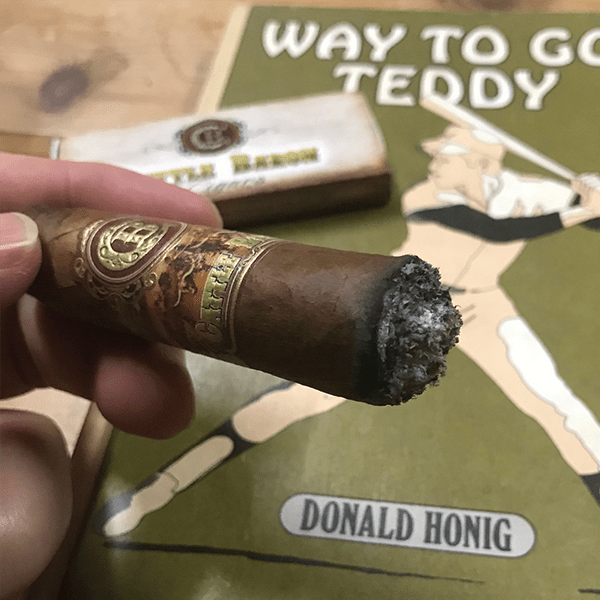 Cattle Baron Cigars Trail Boss
