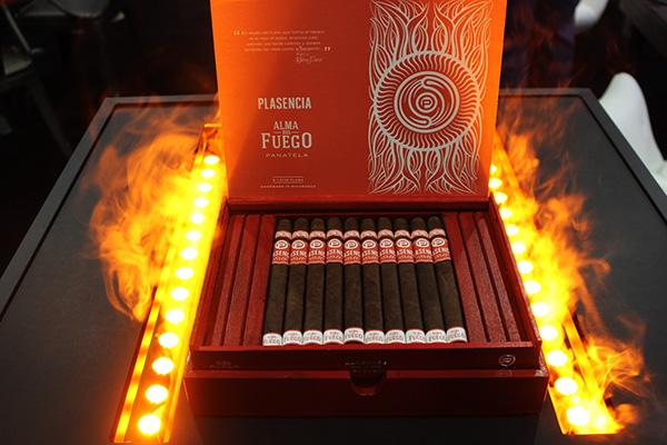 Plasencia Cigars Alma Del Fuego