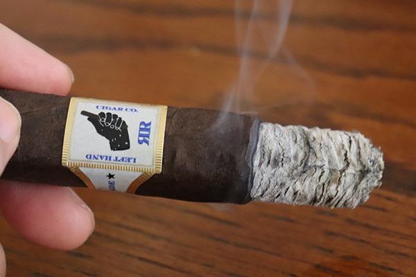 Left Hand Cigars Lefthander