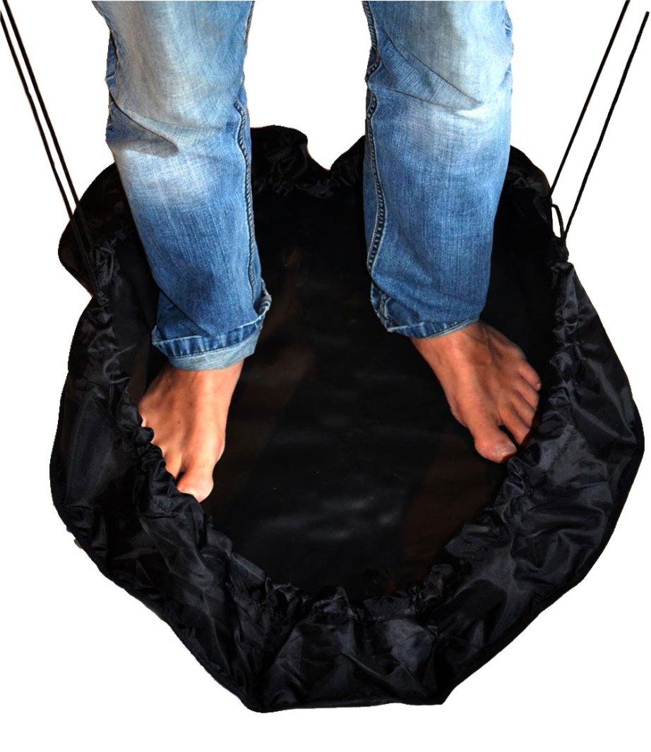 Neoprenanzug Tasche und Umziehmatte wet suit changing mat