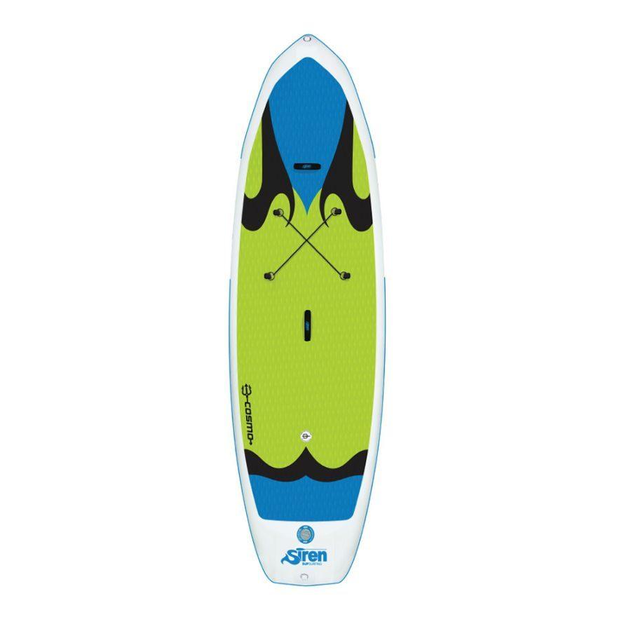 SNAPPER9.6 yoga Wildwasser Family SUP Board