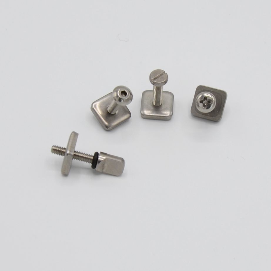 US Fin Box Screw with plate