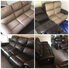 How To Repair A Large Tear In Leather Sofa Pottery Barn Comfort Slipcovered Reviews Ac Care Stoke On Trent Professional