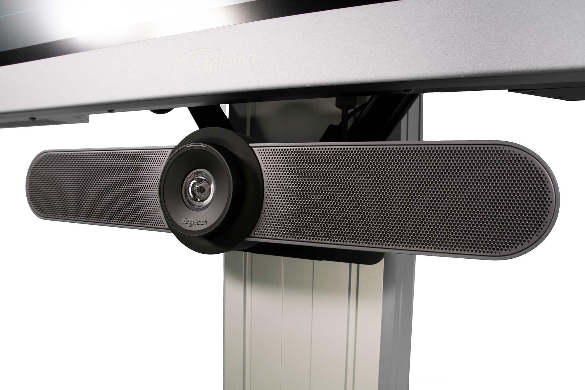 Videoconferentie-apparatuur-meetup