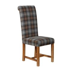 Tartan Dining Chair Covers For Sale Joovy Hook On Collection Rollback Cover 2 Buy At Stokers Harris Tweed
