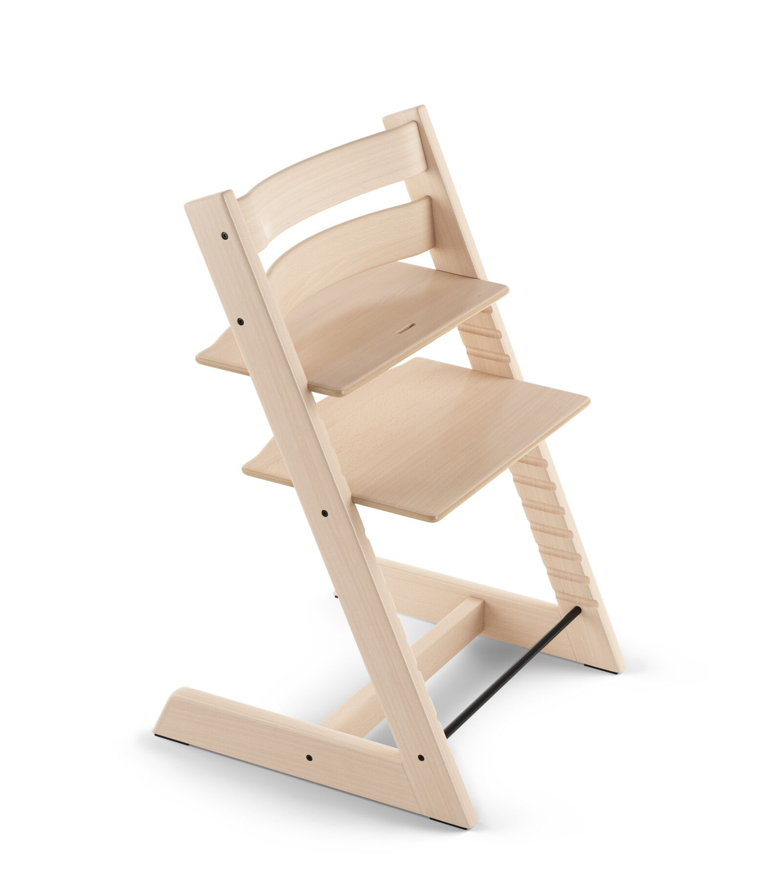 Wooden Baby High Chair Tripp Trapp Chair Natural