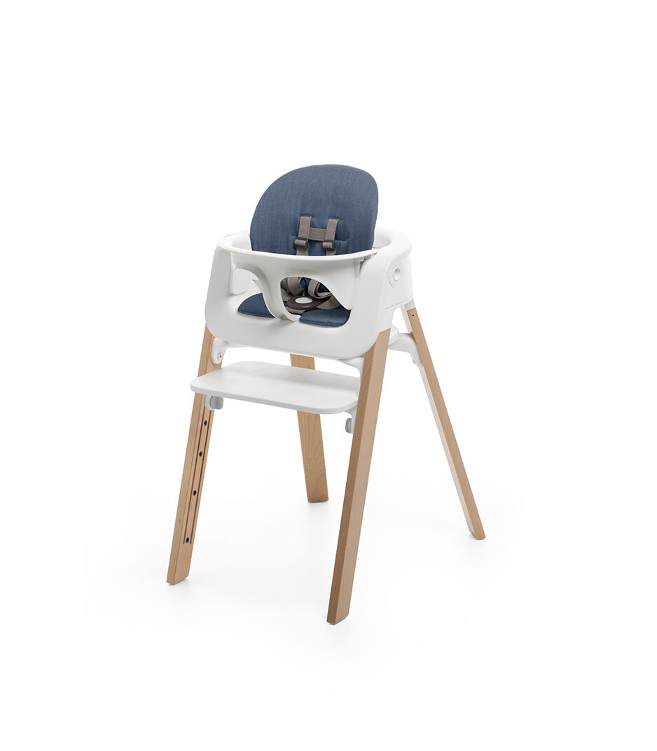 Stokke Steps High Chair Stokke Steps Chair Natural