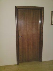 Furnirana sobna vrata orah
