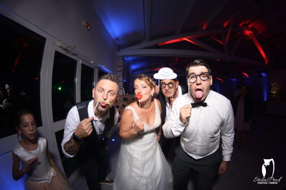 stolasbooth specialiste de l'animation de vos evenements mariage anniversaire