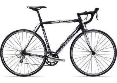 Stolen Cannondale 2011 Tiagra CD Black Road Bike