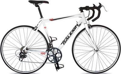 Stolen Raleigh 100 road bike (2011)