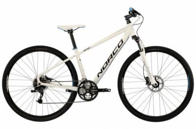 Stolen Narco hybrid Ladies Bike