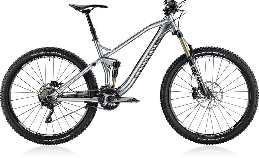 Stolen Canyon bicycles Spectral AL 6