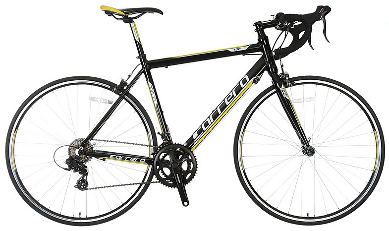 Stolen Carrera bicycles TDF 7005 T6