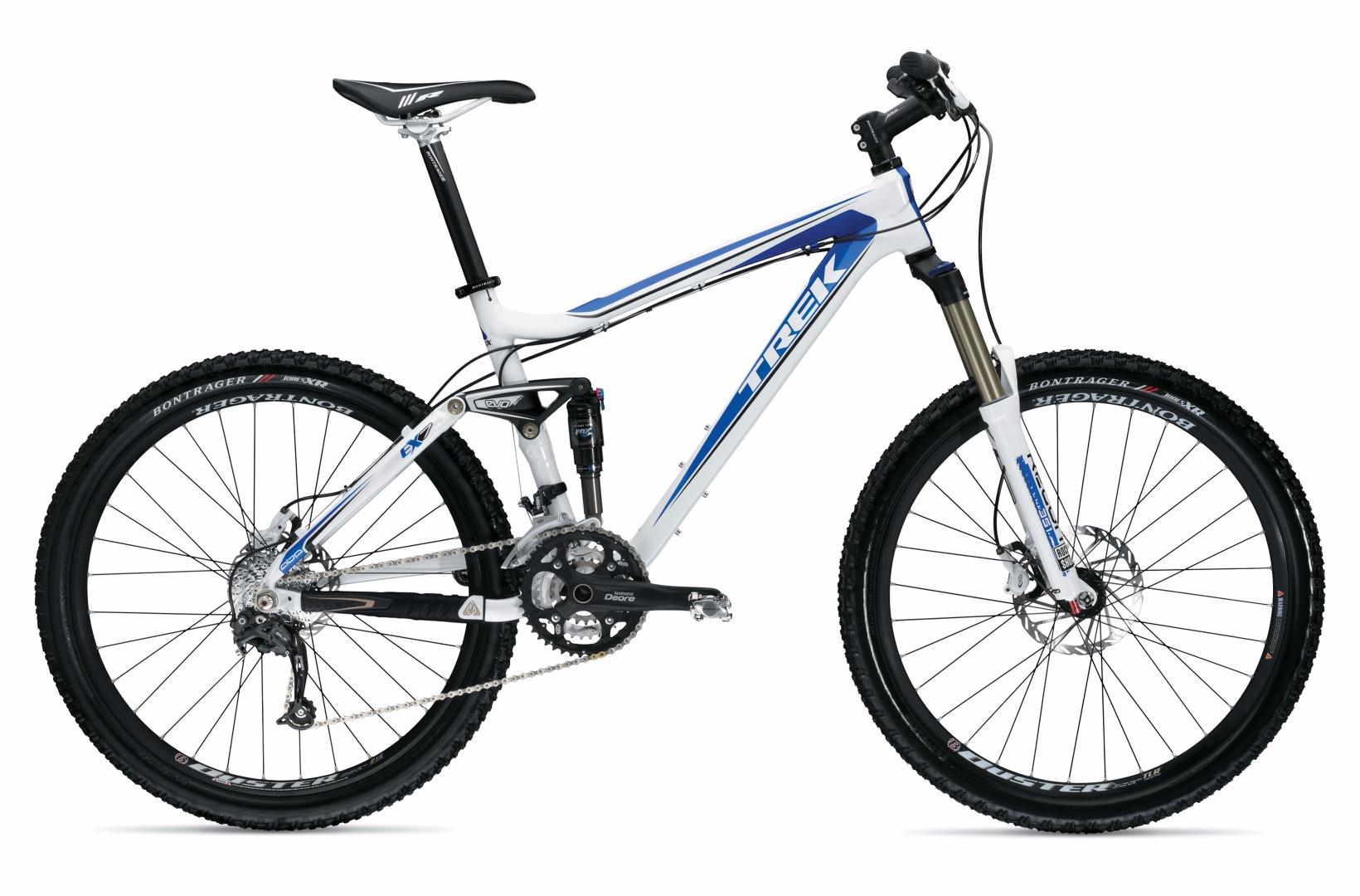 Stolen Trek Fuel EX 7 2009