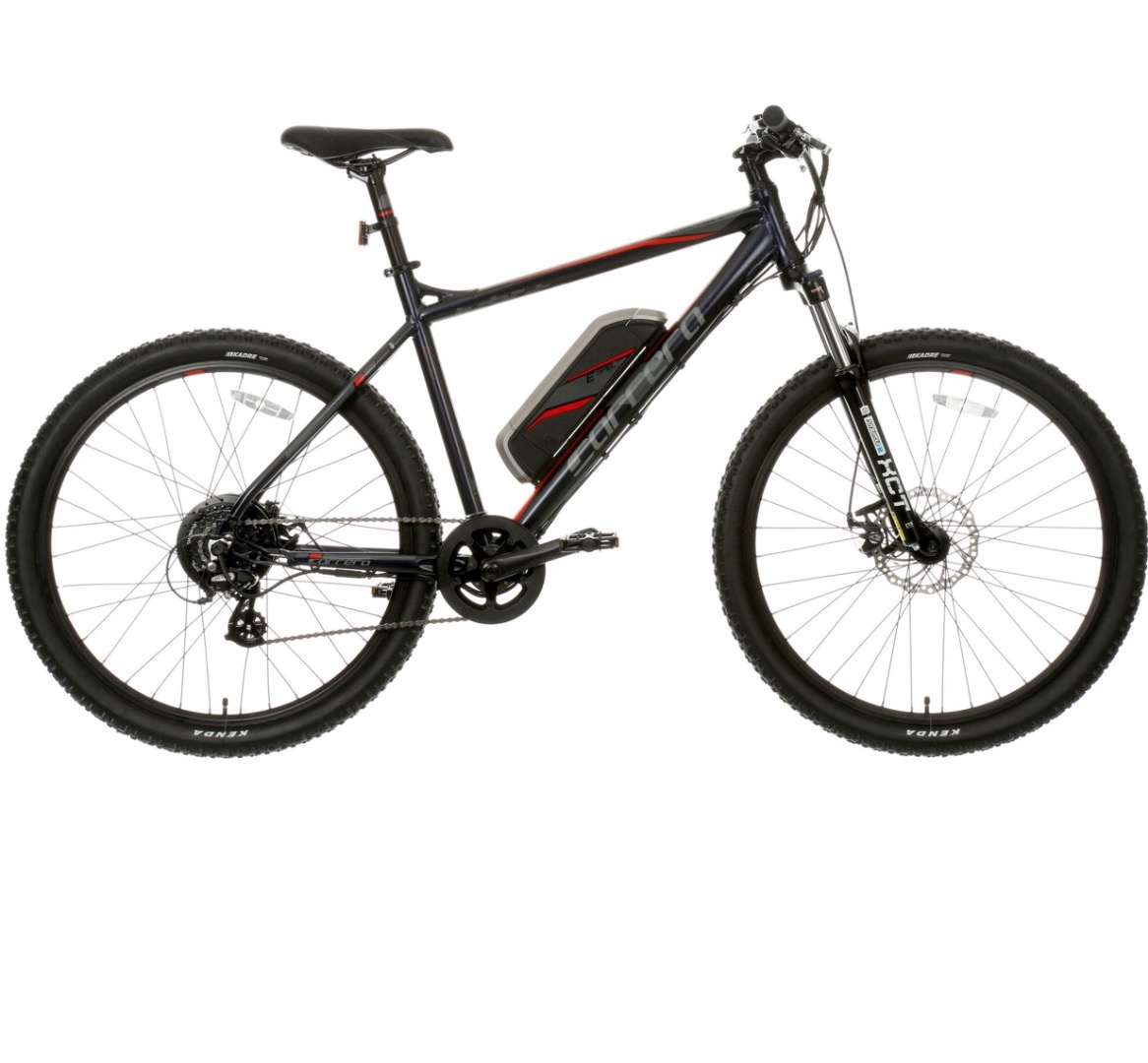 Stolen Carrera bicycles Vengeance-E