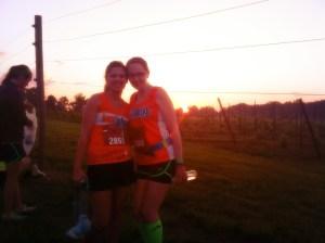 rebecca kaplan caring for crohns team challenge race morning half marathon stephanie hughes stolen colon ostomy blog