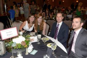gourmet gala ccfa crohn's colitis foundation event silent auction dinner stephanie hughes stolen colon ostomy blog