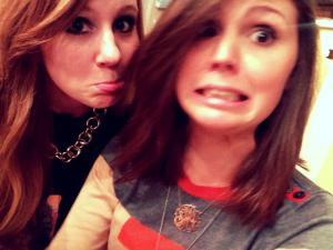 rebekah lindsey frye sisters love big sis crazy silly stephanie hughes stolen colon crohn's disease ulcerative colitis inflammatory bowel disease ibd ostomy blog