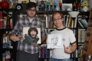 Episode 32 – Jonah Ray on Emo Philips – E Equals MO Squared