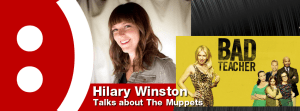 Episode 90 – Hilary Winston on The Muppets