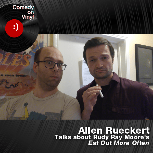 Episode 318 Allen Rueckert On Rudy Ray Moore Eat Out More Often The Comedy On Vinyl Podcast Lady reed as queen bee. allen rueckert on rudy ray moore