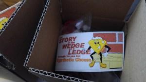 WedgeBookletBox