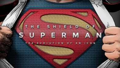 Photo of The Evolution of Superman's Shield