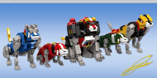 LEGO Voltron 2