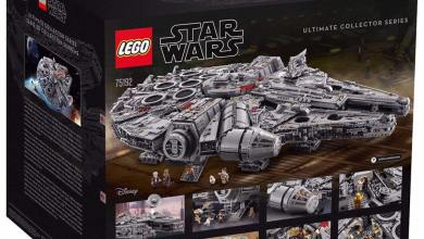 Photo of Announcing the Lego Ultimate Collector's Series Millennium Falcon