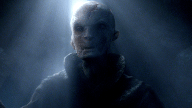 Photo of New Photo of Supreme Leader Snoke Revealed – Spoilers