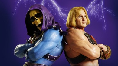 Photo of He-man and Skeletor Know How to Dirty Dance