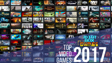 Photo of Top Video Games of 2017