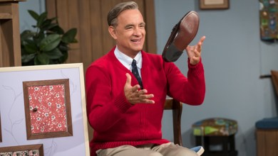 Photo of Meet Tom Hanks as Mister Rogers