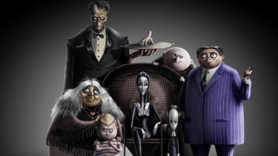 Photo of The Addams Family is Back