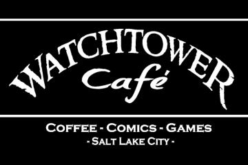 Watchtower Coffee & Comics