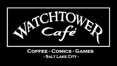 Photo of Watchtower Coffee & Comics Is Relocating