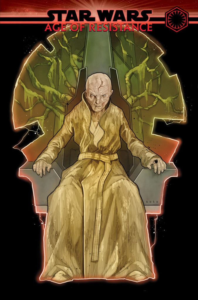Star Wars: Age of Resistance – Supreme Leader Snoke #1