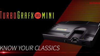 Photo of Turbografx-16 Mini Announced by Konami